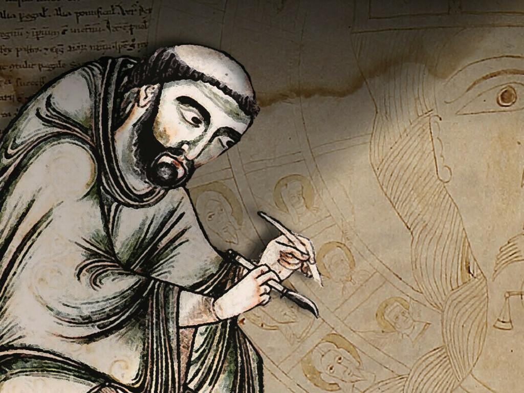 Il pensiero grafico nella cultura medievale