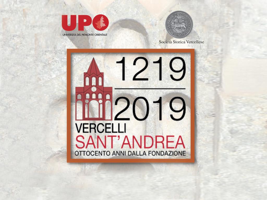 Sant'Andrea di Vercelli e il Gotico europeo all'inizio del Duecento