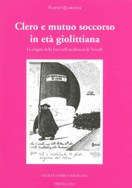 Clero e mutuo soccorso in età giolittiana. Le origini della Faci nell'arcidiocesi di Vercelli