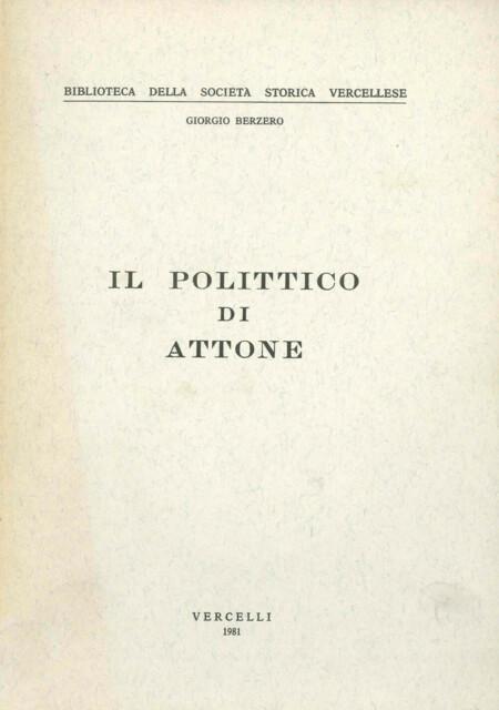 Il Polittico di Attone